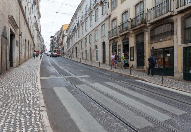 Apartment in Lisbon - BeGuest Santa Catarina Lisbon Apartment