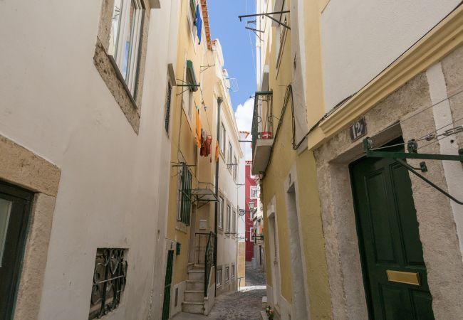 Apartamento en Lisboa ciudad - BeGuest 21@Alfama